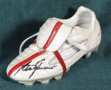 Alan Shearer Autograph Signed Football Boot